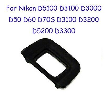 Nikon DSLR Kamera Augenmuschel eye cup D5100 D5200 D3100 D3000 D50 D60 D70S  Kamera Nikon D70s