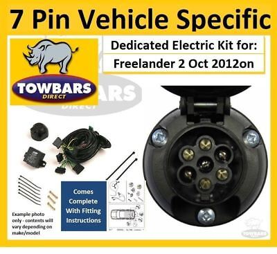 LAND ROVER FREELANDER 1998-2006 LN Detachable Towbar with Electric Kit 13Pin