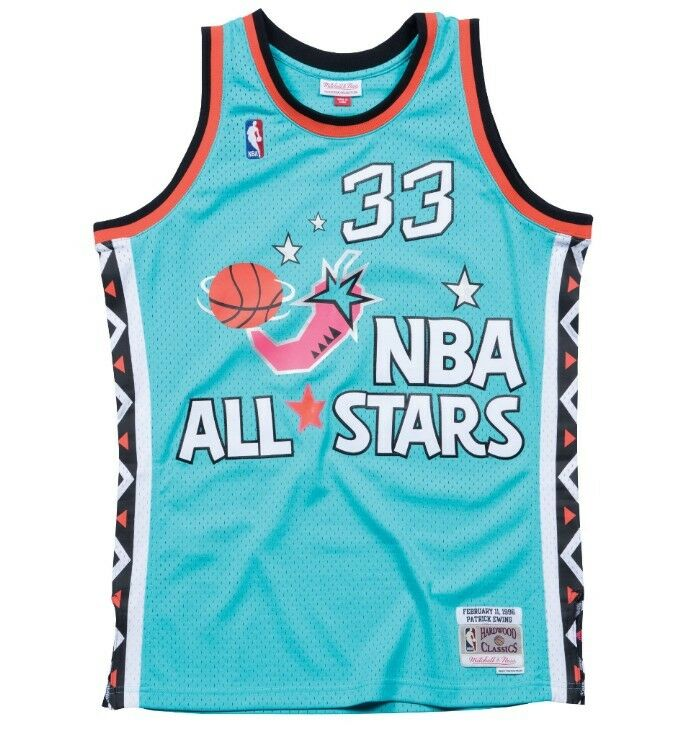 f48a95798 Mitchell & Ness Patrick Ewing 1996 ALL Star Eastern Conference Swingman  Jersey