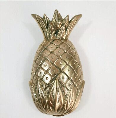 Details about  /Antique Brass Door Bell Pineapple Door Knocker Handmade Design Door Knocker CJ39