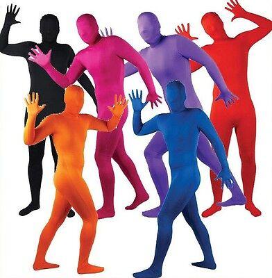 Lycra Spandex Bodysuit Kostüme (Crazy Skinz All Over Lycra Spandex Skin Body Suit)