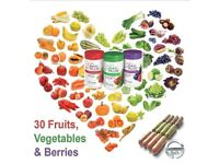 Juice+ weight loss healthy living