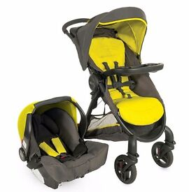 Brand new graco travel system