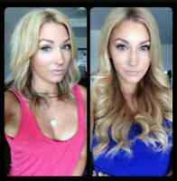 $250 Hot Fusion Hair Extensions