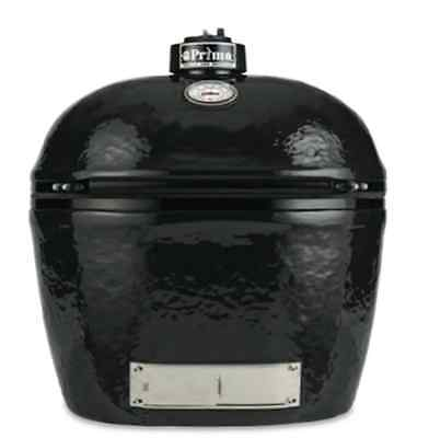 Primo Oval XL 400 Grill Smoker BBQ Ceramic Large lump Charcoal ()