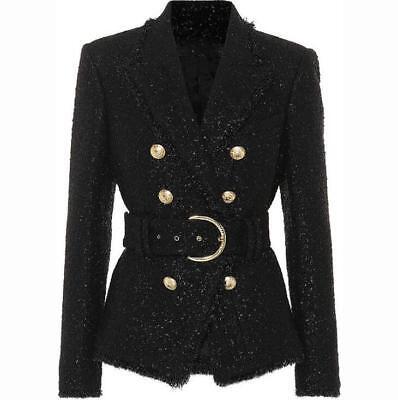 New year christmas gift wholesale runway Lapel neck Lapel neck Women's Suits - Wholesale Womens Suits