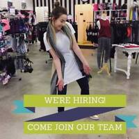 Full & Part-Time Retail Sales Associates in Kitchener