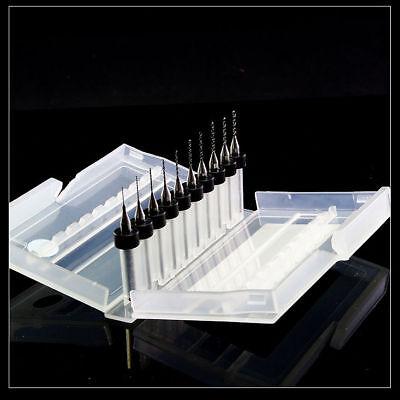 New 0.31.2mm Pcb Print Circuit Board Drill Bits 10pcs