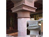 Stonemason and stone restoration