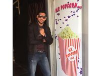 Mr Popcorn Business For Sale - Busy Wilmslow Road Location - No Utility or Business Rate - Franchise