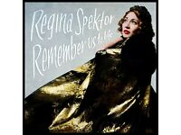 Regina Spektor tickets 14/11/16 - London Southbank Centre! Balcony seats - sold out show!
