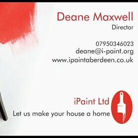 Painter/Decorator quality work with good rates.