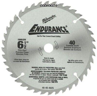 Milwaukee 48-40-4015 6-12 48t Ferrous Metal Cutting Saw Blade