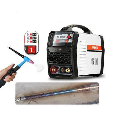2 In 1 Tig Stickarc Welding Inverter Ac Dc Aluminum-200a Tig Welder Brand New