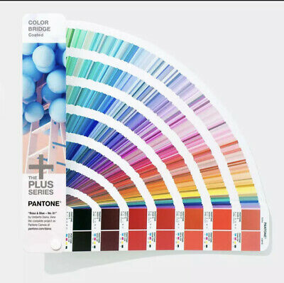 Pantone Color Bridge Guide Coated Gg6103n - 112 New Colors
