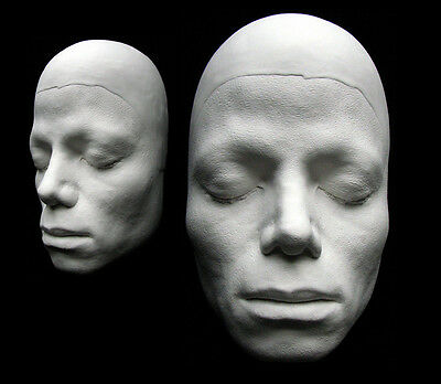 Michael Jackson Life Mask/Cast From Thriller Video, Sculptor William Forsche - Michael Jackson Thriller Mask