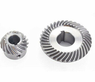 Milling Machine Tools Elevating Bevel Pinion Gear Fit Bridgeport Mill Parts