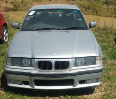 BMW E36 318is 1998 COUPE 1.9L 5SP MANUAL SPORTS ED - WRECKING Sydney Region Preview