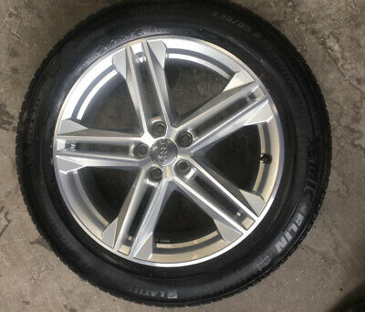 1 X GENUINE AUDI Q5 WHEELS WITH TYRE 80A601025G