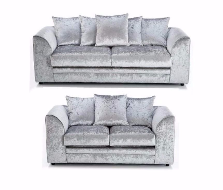 NEW ZELEN CRUSHED VELVET FABRIC CORNER SOFA SUITES IN BLACK SILVER COLORin Lewisham, LondonGumtree - CON.TACT INFOR IN THE FOLLOWING PIXTURES or 07903198072 CONDITION Brand new in original packaging COLOUR BlackSilver Velvet DIMENSIONS 3 seater W 180cm D 90cm H 80cm 2 seater W 145cm D 90cm H 80cm Corner unit 212cm 164cm 64cm SPECIFICATIONS Sofa...