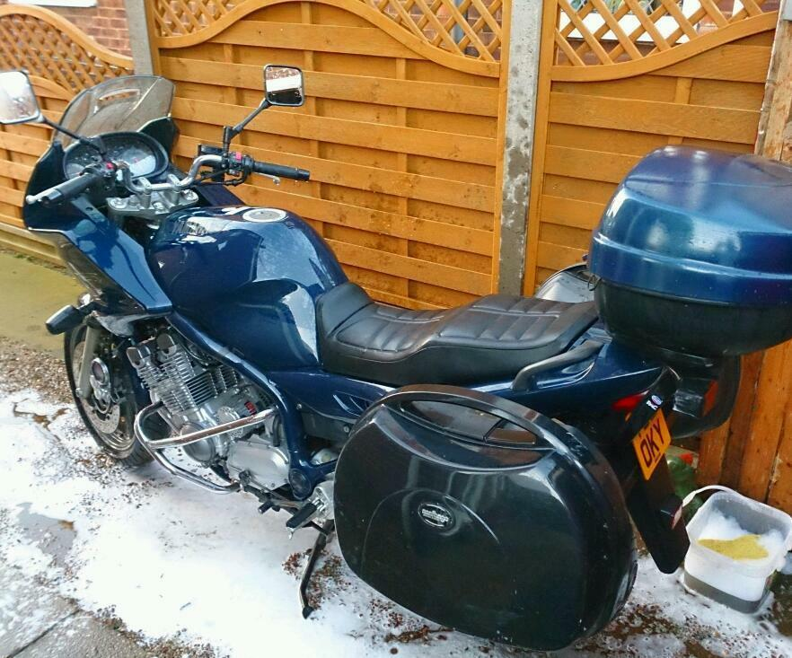 Yamaha Diversion 900 In Scunthorpe Lincolnshire Gumtree