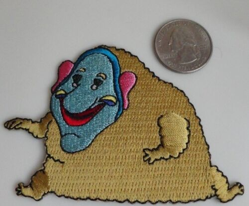 Jeremy Hillary Boob Ph.D Nowhere man Beatles Yellow Submarine Iron On Patch RARE