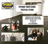 Brazilian Jiujitsu in Owen Sound!