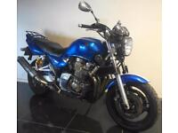 2008 08 YAMAHA XJR 1300 SP BLUE MUSCLE BIKE PROJECT TRADE SALE 44K CAT C XJR1300