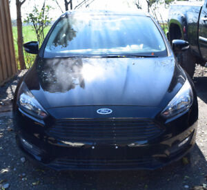 2017 Ford Focus SEL hatch, low kms, all the bells and whistles!