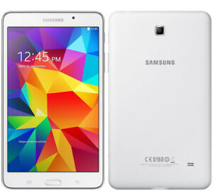 "Samsung Galaxy Tab 4 Android WiFi 8"" Tablet Quad Core 16GBI am"