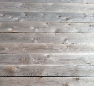 Reclaimed weathered grey lumber for sale, various sizes