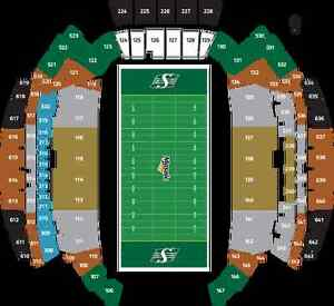 2017 MIDFIELD RIDER SEASON TICKETS - SECTION 515 Regina Regina Area image 1
