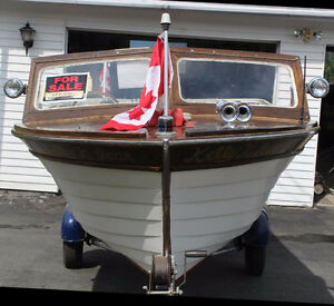 Speedboat for sale 1957 very good condition