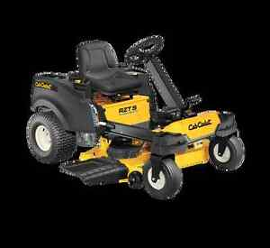 Cub Cadet RZT 54S with fab deck - Save $500.00 off !!