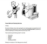 Vacation Rental Home   House Maid   Cleaning Service   Creston