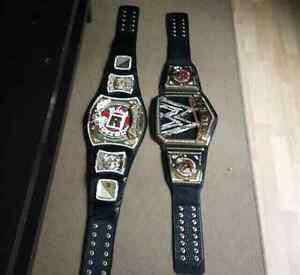 WWE BELTS Wanted
