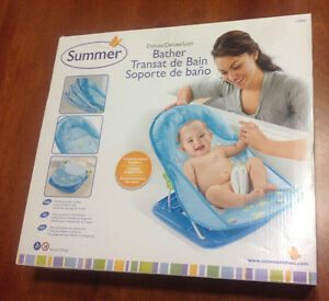 Brand new Summer Infant Bather / Nouveau Siège de bain
