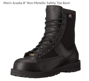 "Danner Men's Acadia 8"" Non-Metallic Steel Toe Boots"