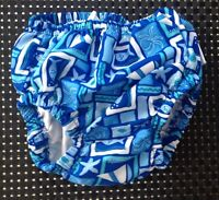 """Never Worn Baby Boys Sz.18 Mo. """"Water Wear"""" Diaper Cover $2.00"""