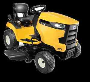 New Cub Cadet XT142C - 6 year warranty - $66.38 monthly