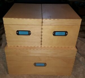 IKEA CD & DVD storage boxes
