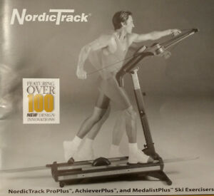 SKI EXERCISER fitness