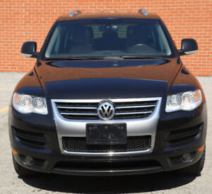2010 Volkswagen Touareg SUV TDI/Diesel/Leather/Sunroof/Certified