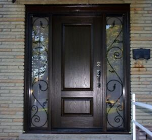 entry door | front door | entrance door | fiberglass | steel
