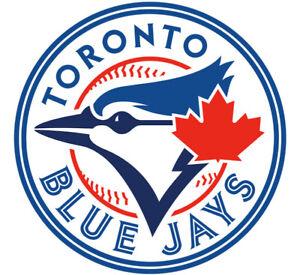Blue Jays vs. Tampa Bay Rays Sept 23rd, 1:07pm 2 aisle seats