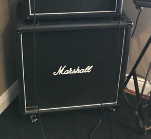 Marshall 1960B 4X12 Straight Cab