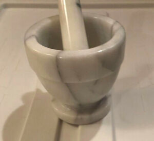 Marble Mortar and Pestle - Wicca