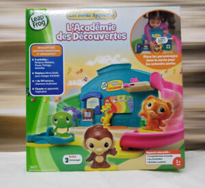 Unique Boutique - Leap Frog Toddler Toy  NEW! (French Only)
