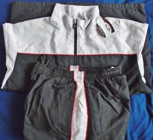 Tracksuit Suit Polyester Men
