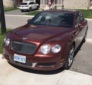 2006 Bentley Continental Flying Spur Excellent condition $60,000